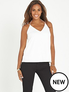 rochelle-humes-strappy-cami