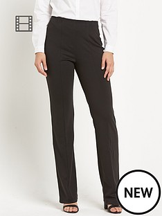 savoir-petite-ponte-pull-on-trousers