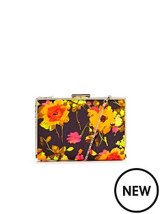 floral-hard-box-clutch-bag