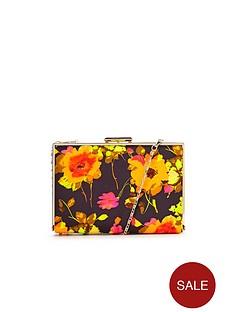 floral-hard-box-clutch-bag