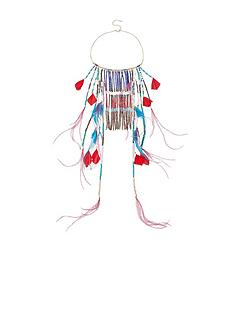 steatement-feather-tribal-collar