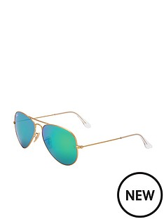 ray-ban-flash-aviator-sunglasses