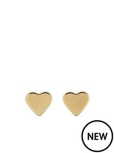 orelia-heart-stud-earrings