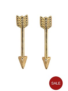 orelia-arrow-stud-earrings