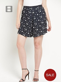 so-fabulous-star-print-jersey-flippy-shorts