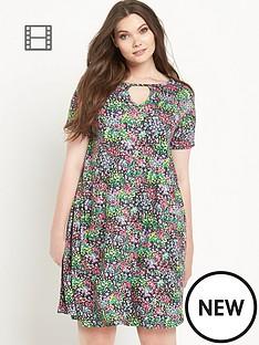 so-fabulous-jersey-swing-keyhole-dress