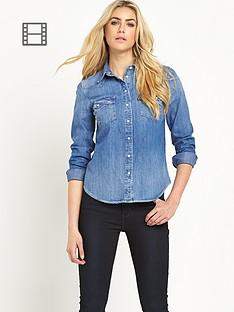 levis-modern-sawtooth-denim-shirt