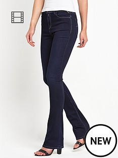 replay-miwa-high-rise-bootcut-jeans
