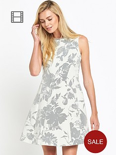 coast-eleanor-neck-trim-dress