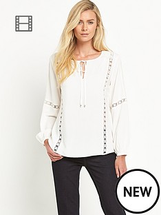 oasis-peasany-viscose-blouse