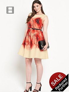 little-mistress-curve-printed-prom-dress