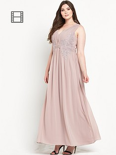 little-mistress-curve-embroidered-maxi-dress