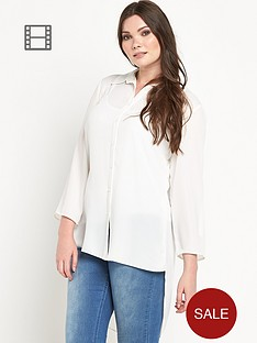 lovedrobe-curve-drop-back-shirt