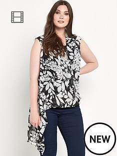lovedrobe-cross-front-blouse-with-cami