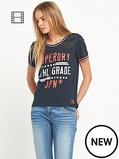 superdry-crafted-lace-t-shirt