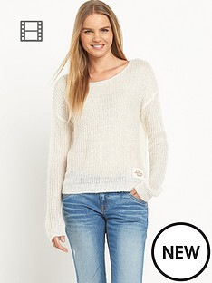 superdry-aphrodite-knit-jumper-cream