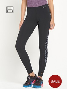 superdry-glitter-logo-leggings-black