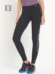 superdry-glitter-logo-leggings-black