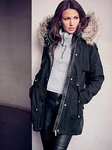 Michelle Keegan Parka Jacket