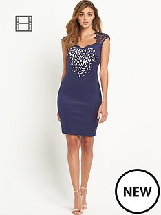 lipsy-sweetheart-lazer-front-dress