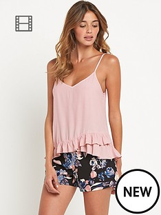 girls-on-film-frill-cami-top