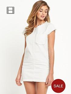 glamorous-pocket-denim-dress
