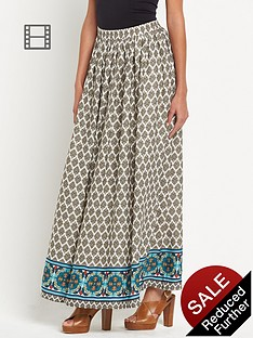 glamorous-elasticated-waist-maxi-skirt