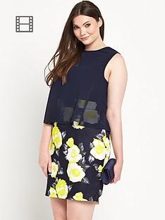 ax-paris-curve-2-in-1-dress