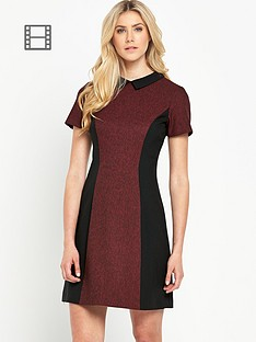 south-tall-collared-panel-a-line-dress