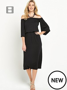 south-jersey-bardot-midi-dress