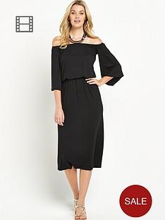 south-jersey-bardot-midi-dress
