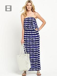 south-tall-fringe-tie-dye-maxi-dress