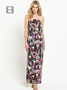 south-tropical-jersey-bandeau-maxi-dress