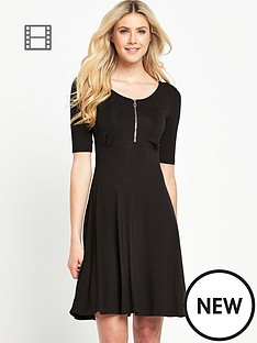 south-jersey-zip-front-skater-dress