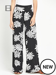 south-tall-mono-wide-leg-jersey-trousers