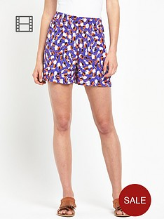south-floral-jersey-shorts