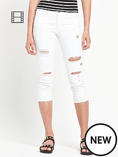 south-ripped-freyed-hem-white-cropped-jeans