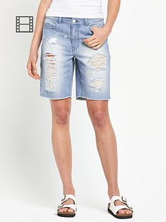 south-extreme-ripped-bermuda-denim-shorts