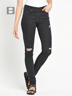 south-frayed-hem-ripped-skinny-jeans