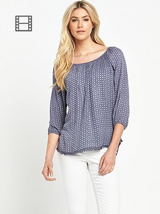 south-printed-folk-top
