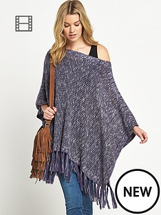 south-south-fringe-poncho