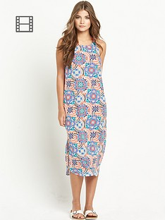 resort-midi-side-split-beach-dress