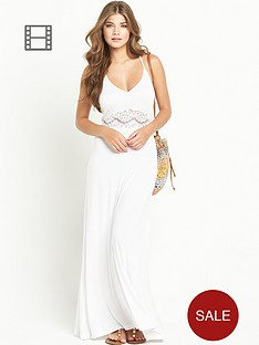 resort-lace-insert-beach-maxi-dress