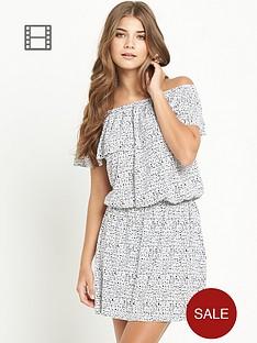 resort-off-the-shoulder-jersey-dress