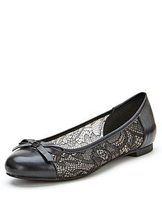 shoe-box-octavia-lace-panel-ballet-flats-black