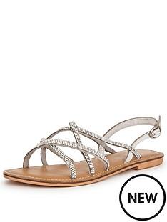 shoe-box-raquel-strappy-diamante-sandals-white