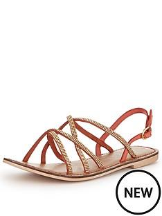 shoe-box-raquel-strappy-diamante-sandals-coral