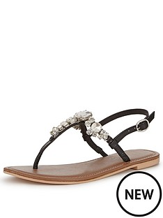 shoe-box-rudy-chunky-jewel-toe-posts-black