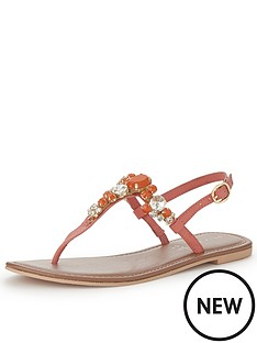 shoe-box-rudy-chunky-jewel-toe-posts-bright-orange
