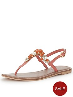 shoe-box-rudy-chunky-jewel-toe-posts-bright-orange